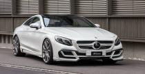 Mercedes S Coupe zmodyfikowany przez FAB Design