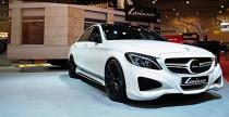 Mercedes C450 Lorinser - stworzony na Essen