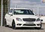 Mercedes-Benz C200 CDI White Series według MCCHIP
