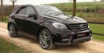 Mercedes ML 63 AMG od Expression Motorsport