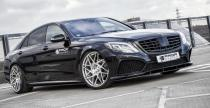 Mercedes S PD800S Prior Design - na bogato
