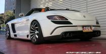 Mercedes SLS Roadster od Office-K