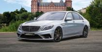 Mercedes S65 AMG Voltage Design