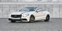 Mercedes S63 AMG Coupe zmodyfikowany przez Wheelsandmore