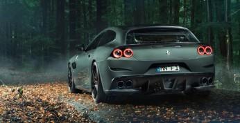 Ferrari GTC4 Lusso od Noviteca - głośniej już się nie da (wideo)