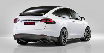 Tesla Model X od Noviteca. Przyszłość tuningu?