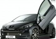 Peugeot 207 tuning RDX RaceDesign
