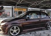 Peugeot 206 - tuning WPP