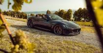 Maserati GranCabrio usprawnione przez Pogea Racing