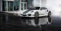 Porsche 911 Turbo z gotowym pakietem TechART