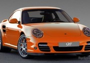 Porsche 911 997 Turbo tuning 9ff DR700