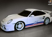 Porsche 911 GT3 i GT3 RS tuning 9ff GTurbo