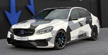 Posaidon Mercedes-AMG E63 - 1000KM i 1500Nm