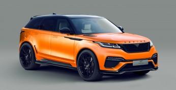 Range Rover Velar od Aspire Design - w dobrą stronę