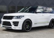 Range Rover Lumma Design CLR