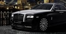 Rolls Royce Ghost San Moritz od Onyx Concept