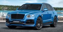 Bentley Bentayga po pierwszym tuningu w firmie Startech