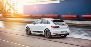 Porsche Macan - TechArt przygotował pakiety stylistyczne