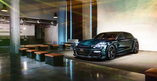 TechArt Porsche Panamera Sport Turismo - unikalny shooting brake