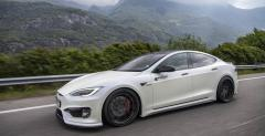 Tesla Model S P100D Prior Design