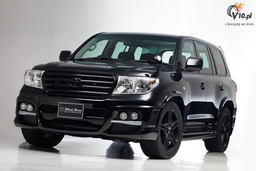 toyota land cruiser v8 wald international 07