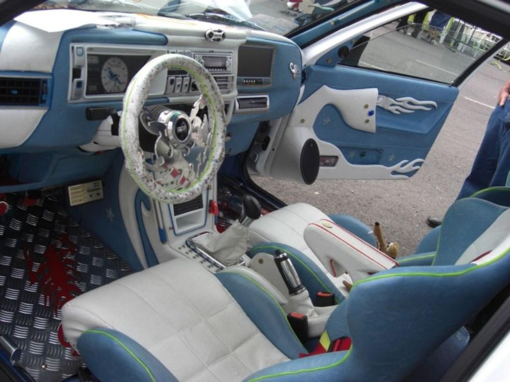 VW Golf 3 Tuning