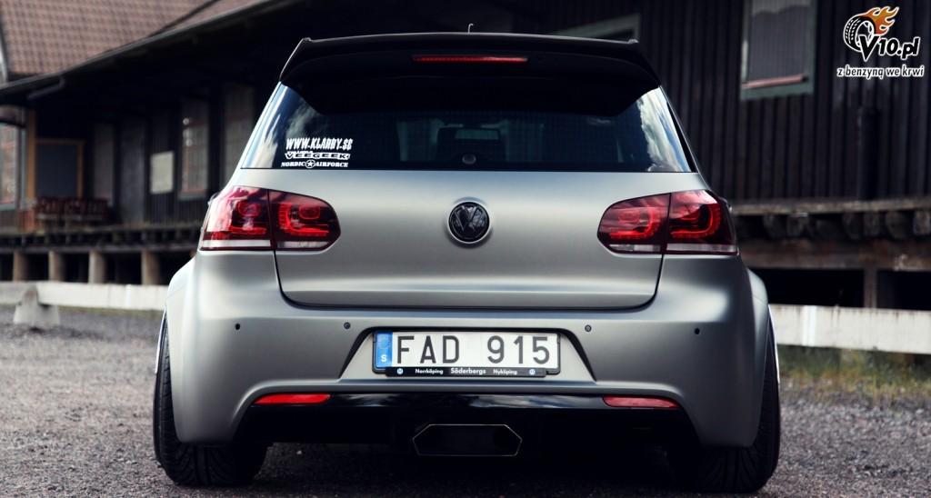 Volkswagen Golf R Customized