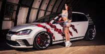 Volkswagen Golf GTI Clubsport w wydaniu Oxigin Wheels