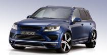 Volkswagen Touareg po modyfikacjach JE Design