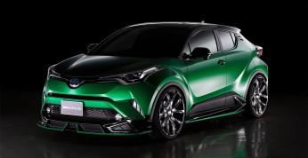 Toyota C-HR w ostrzejszym wydaniu od Wald International
