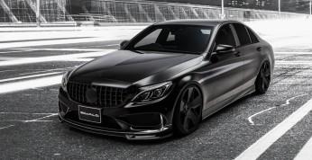 Mercedes C - Wald International przygotowało wizualne modyfikacje