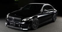 Wald International podrasował nadwozie Mercedesa C-klasy