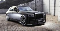 Rolls-Royce Phantom z pakietem Black Bison od Wald International