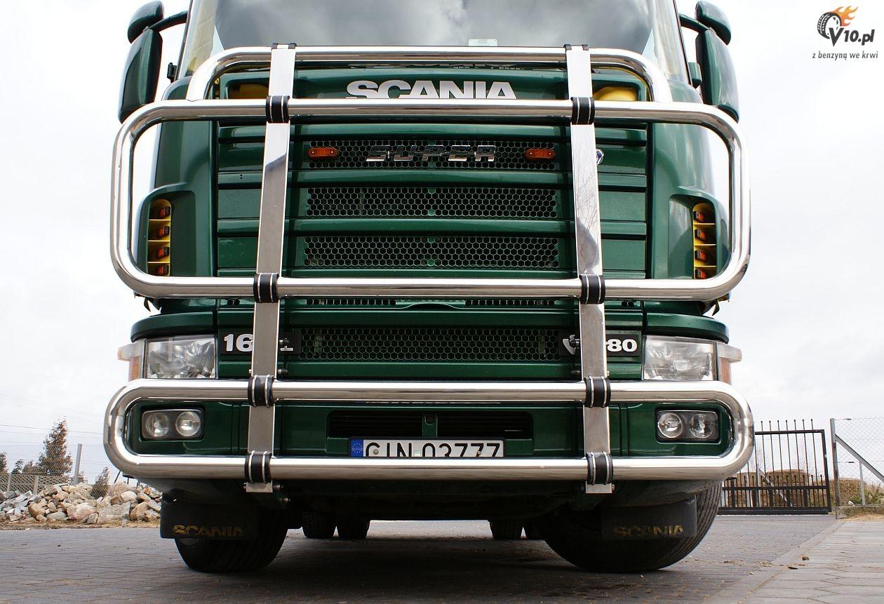Scania 164 580 Tuning V10pl 09