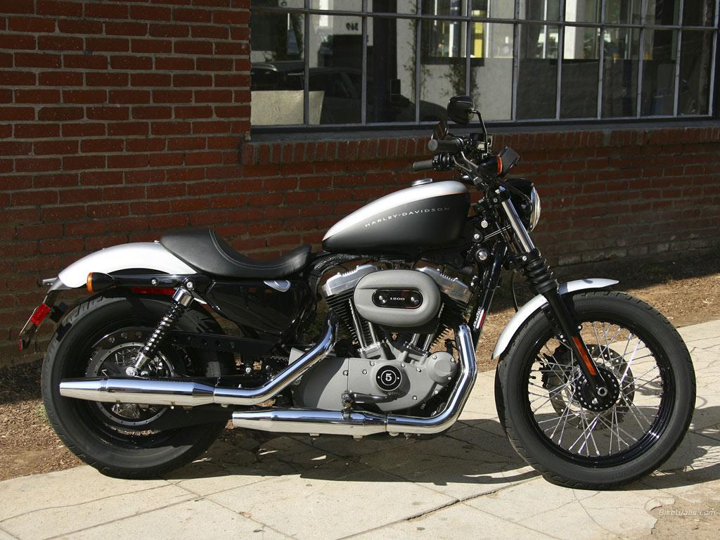 Harley Davidson Sportster Nightster Xln