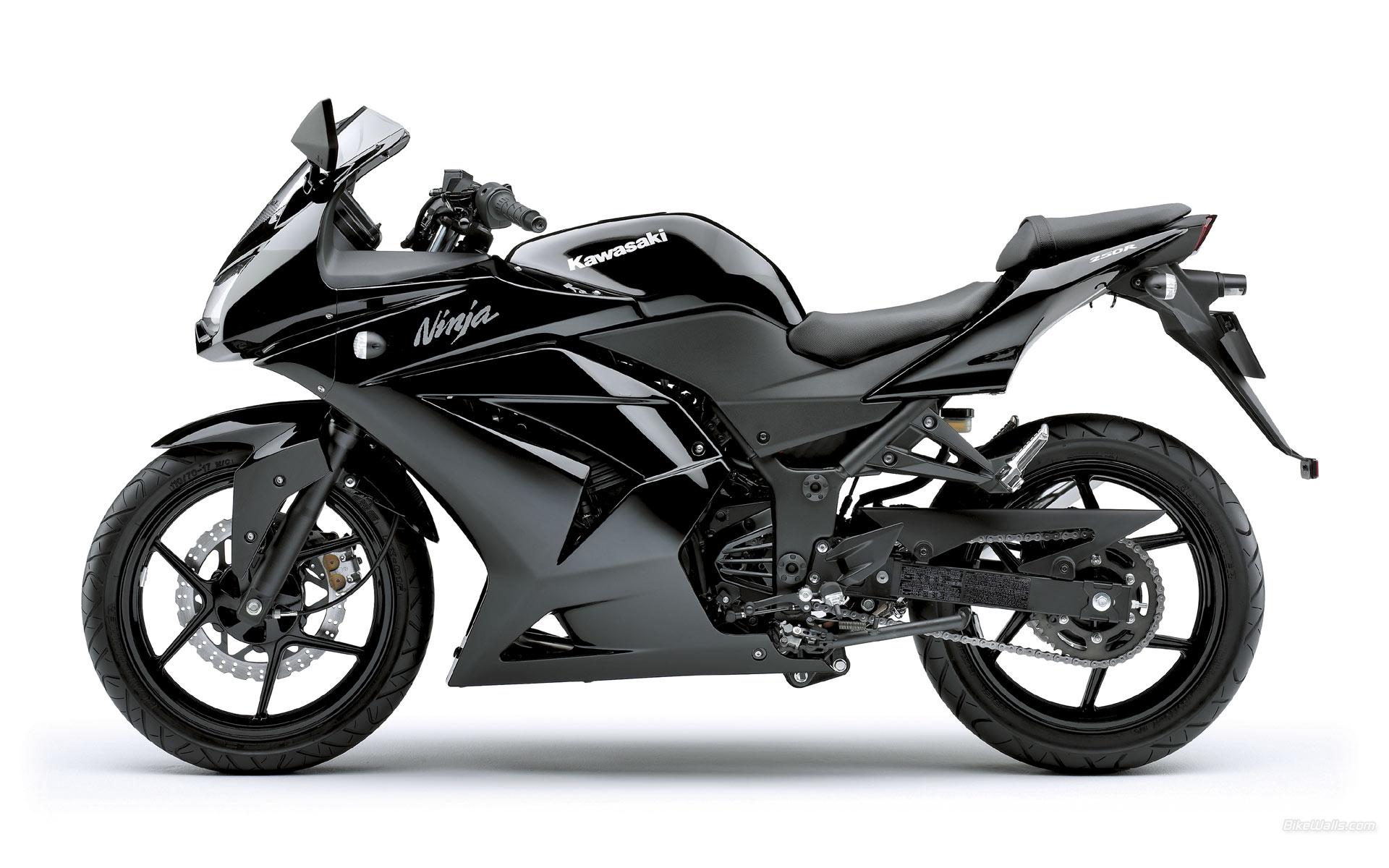 Kawasaki Ninja 250R Black