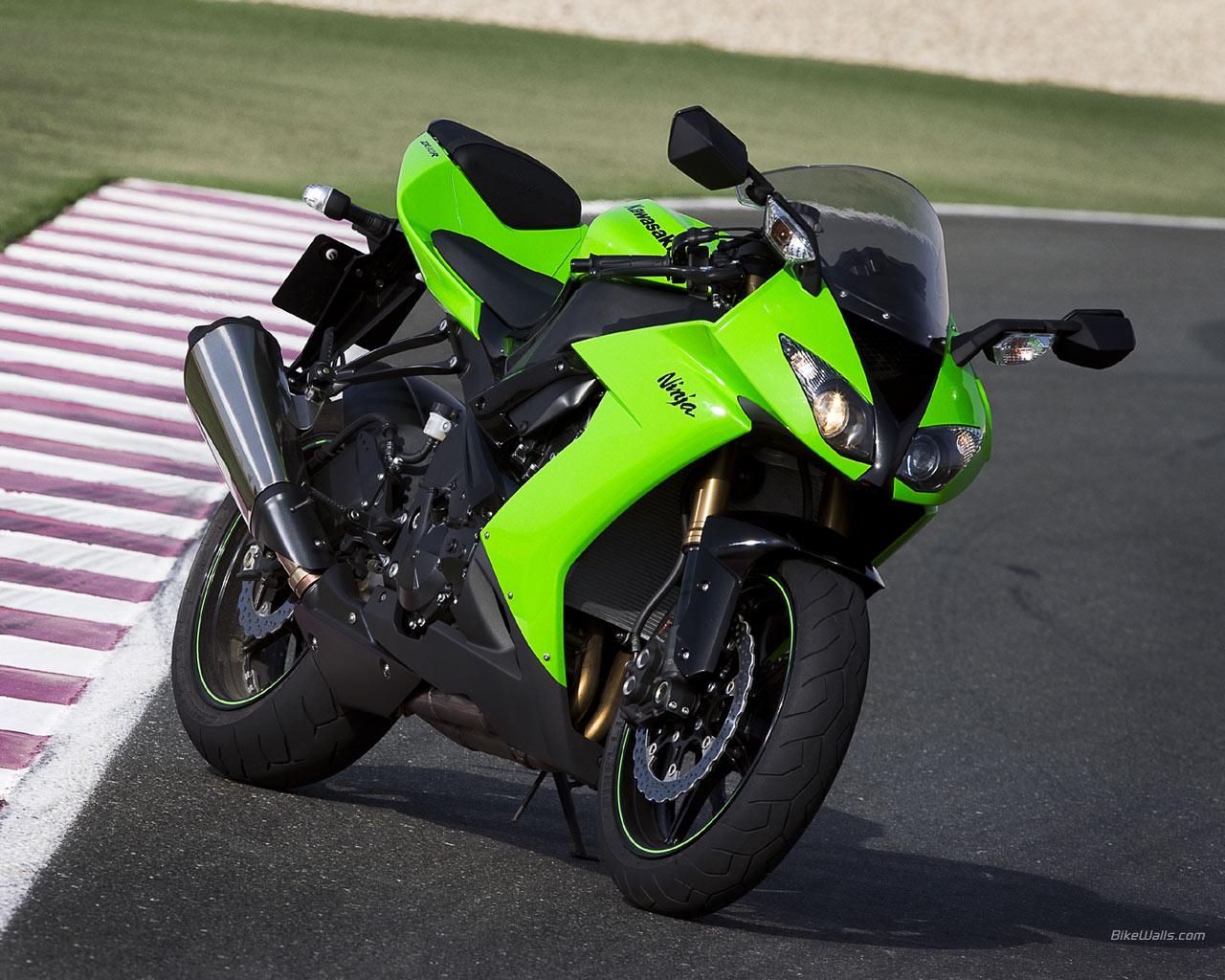 Kawasaki Ninja Bikes