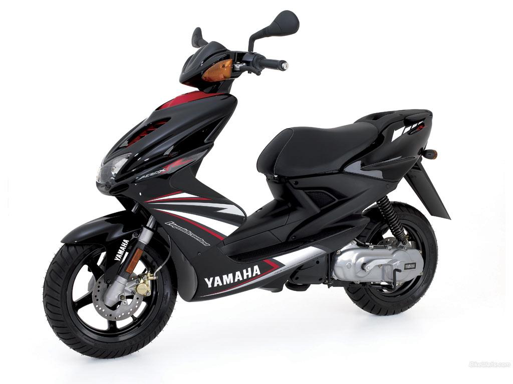Yamaha Aerox Australia