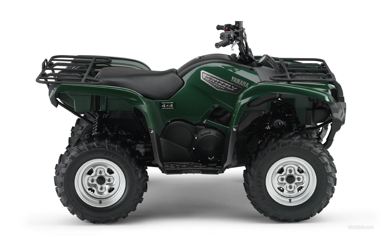 Yamaha grizzly 1280x800 c25 tapety na pulpit samochody for Yamaha grizzly 800