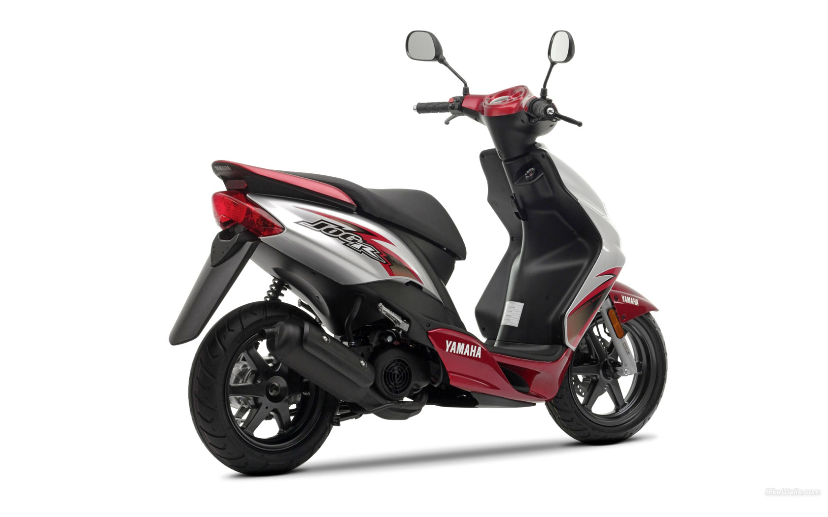 Scooters  Red And Black On Pinterest