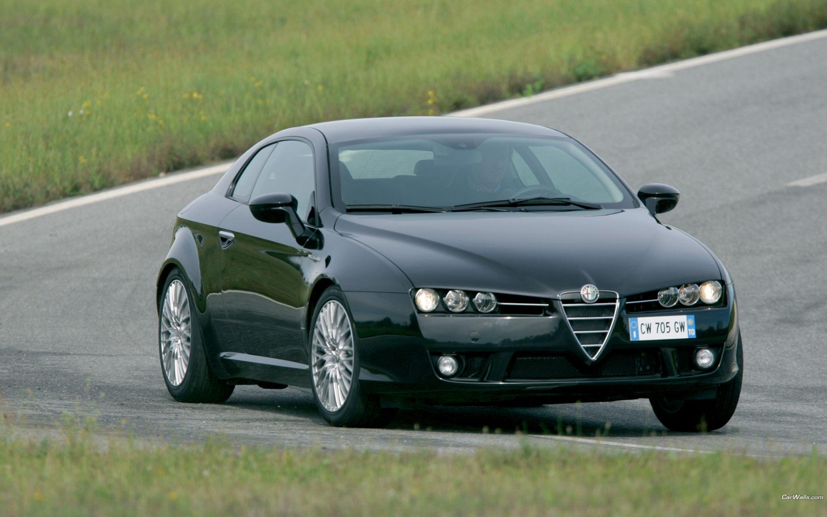 Alfa Romeo Brera 1680x1050 b111 - Tapety na pulpit - samochody sportowe, luksusowe, supersamochody