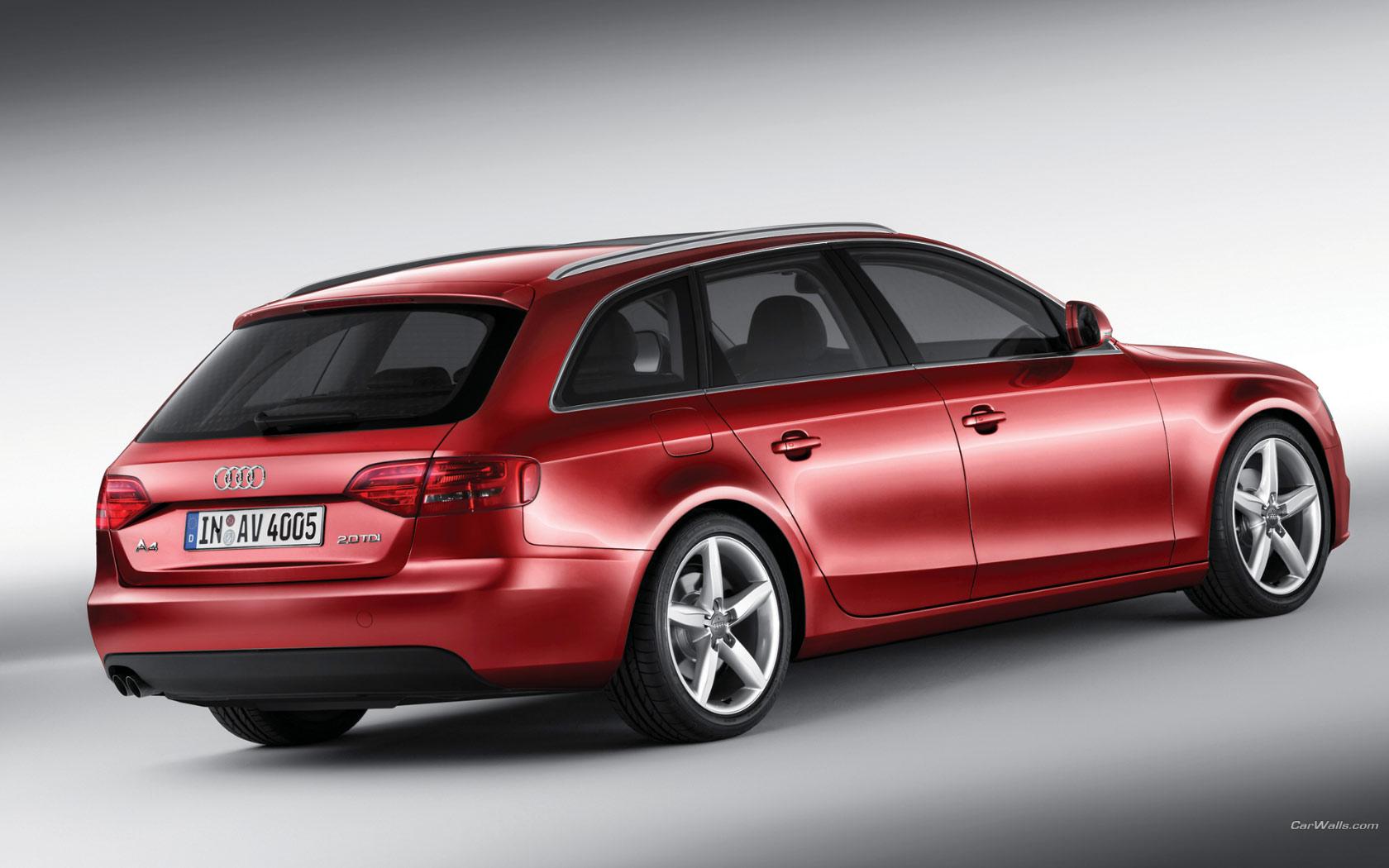 Audi A4 Avant 1680x1050 B7 Tapety Na Pulpit Samochody