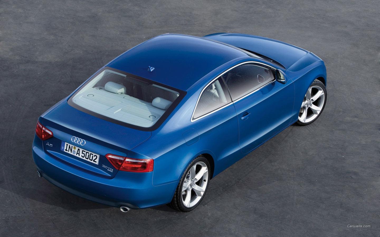 Audi A5 1440x900 B121 Tapety Na Pulpit Samochody