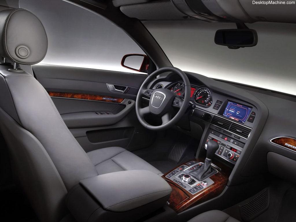 Audi A6 3 2 1024x768 B19 Tapety Na Pulpit Samochody