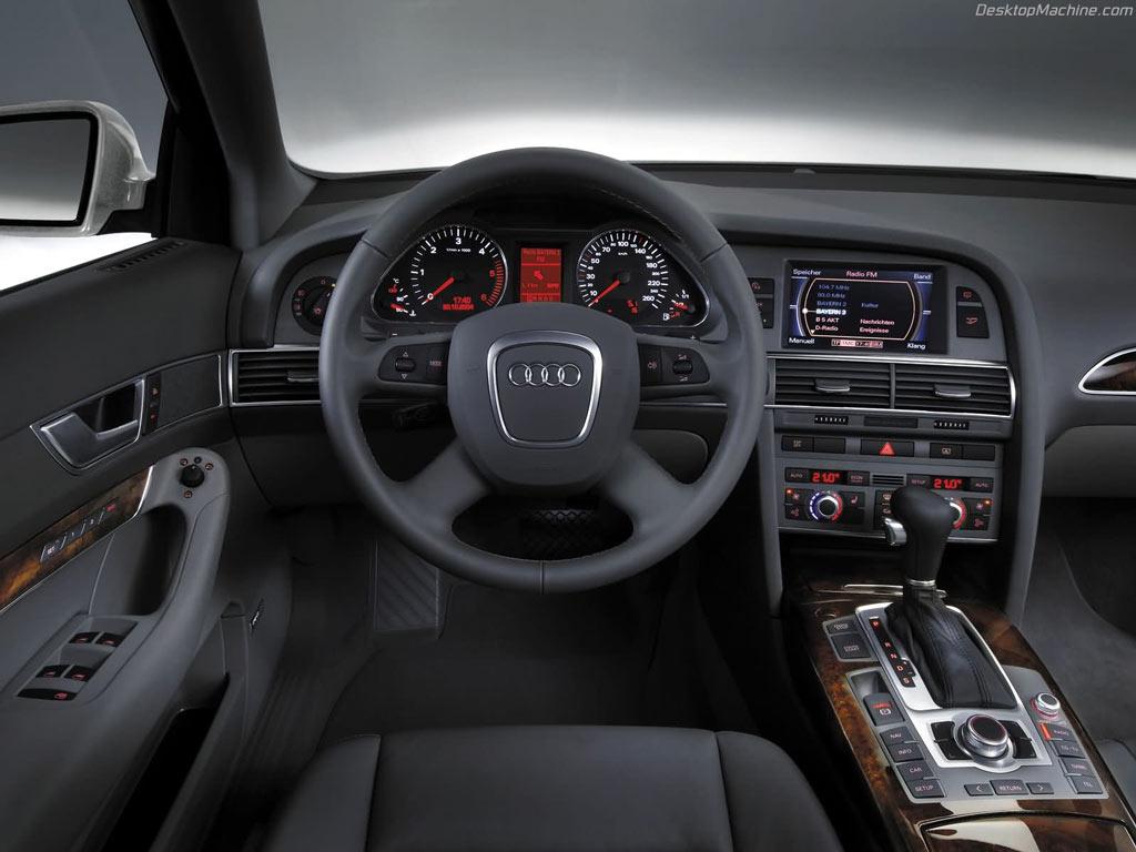 Audi A6 Avant 3 0 Tdi Quattro 1024x768 B13 Tapety Na