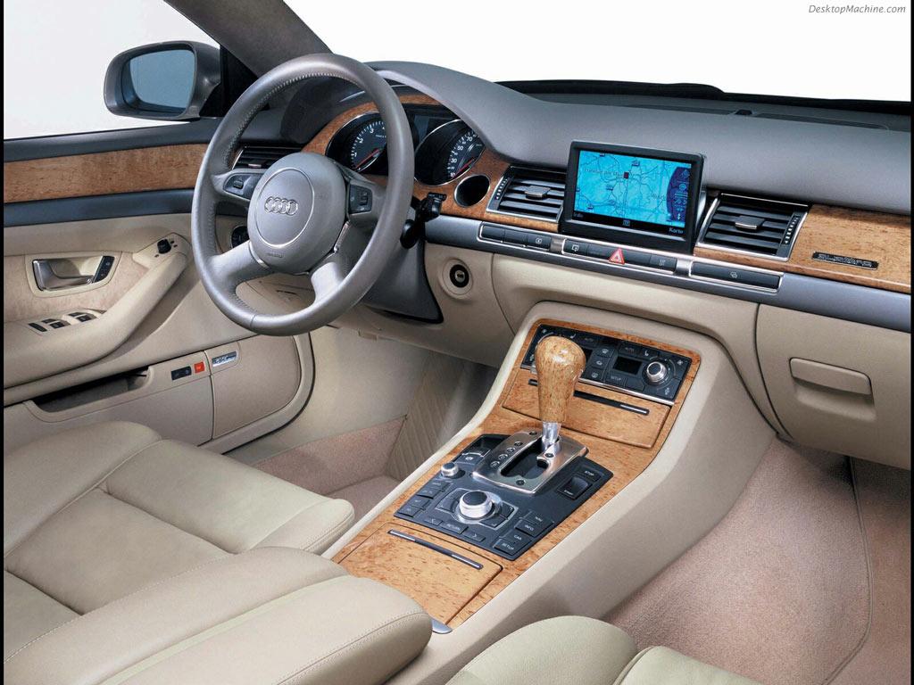 Audi A8 1024x768 B157 Tapety Na Pulpit Samochody