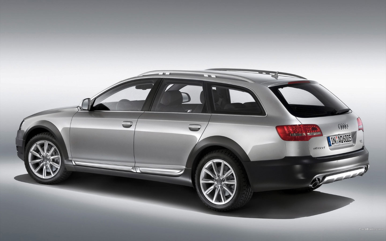 Audi Allroad 1440x900 b72 - Tapety na pulpit - samochody sportowe, luksusowe, supersamochody
