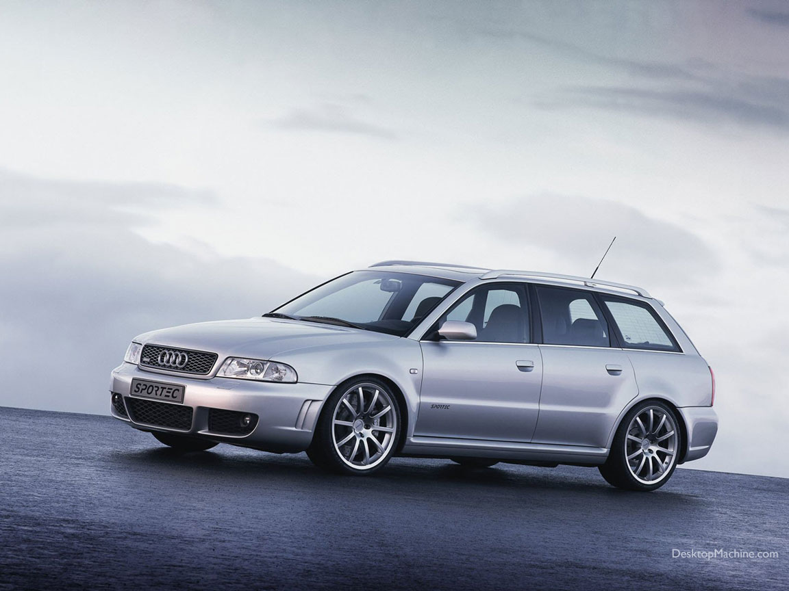 Audi Rs4 Sportec 1152x864 B5 Tapety Na Pulpit