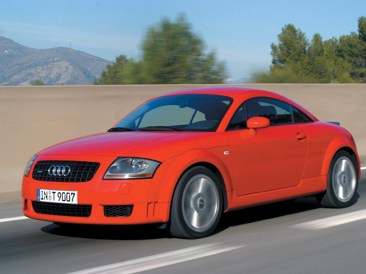 Audi Tt Coupe 1280x960 10 Tapety Na Pulpit Samochody