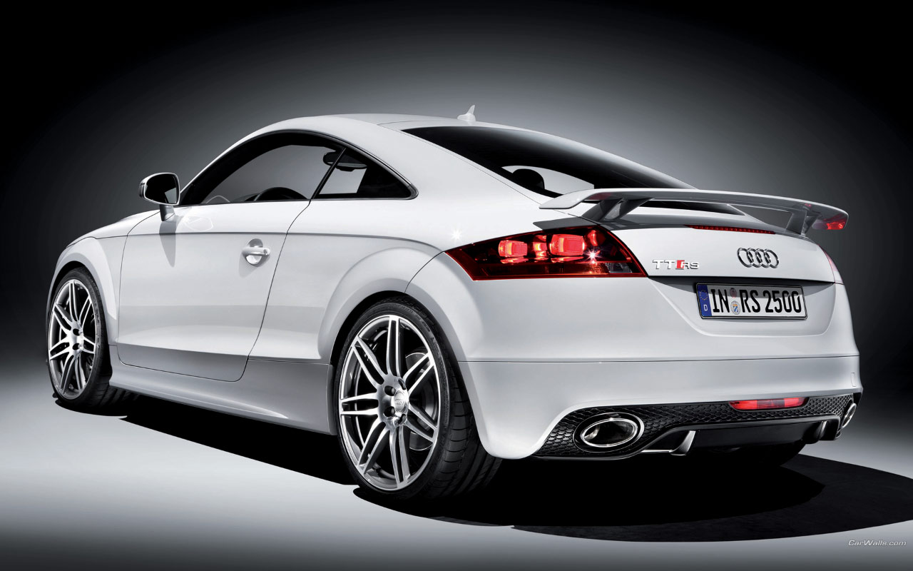 Audi Tt Rs 1280x800 B21 Tapety Na Pulpit Samochody
